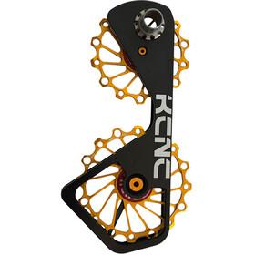 KCNC Jockey Wheel System für Shimano 10/11-fach 14/16 Zähne SUS bearing gold